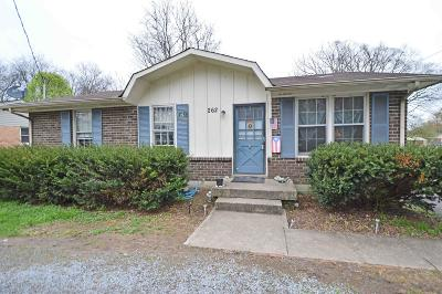 Hendersonville Single Family Home Active - Showing: 262 Old Shackle Island Rd