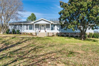Gallatin Single Family Home Under Contract - Not Showing: 1670 Long Hollow Pike