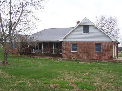 Lewisburg Single Family Home For Sale: 1404 Powell Lane