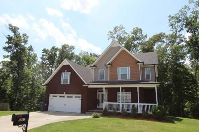 Clarksville Single Family Home Under Contract - Showing: 1061 Quiver Ln