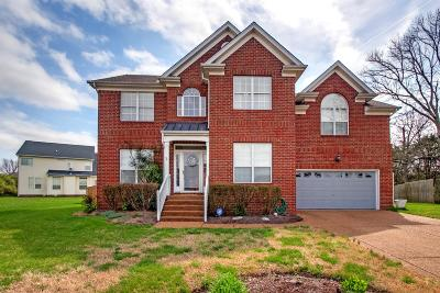 Single Family Home Under Contract - Showing: 1609 Mallard Creek Ct
