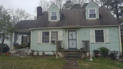 Clarksville Single Family Home Active - Showing: 822 Richardson St