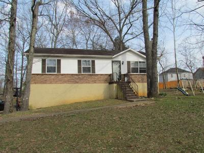 Clarksville Single Family Home Active - Showing: 415 Buckeye Ln
