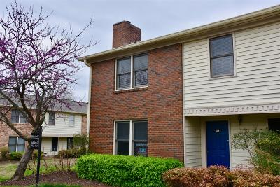 Condo/Townhouse Under Contract - Showing: 417 Westfield Dr