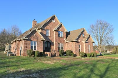 Mount Juliet Single Family Home For Sale: 1775 Beckwith Rd