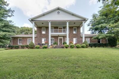 Shelbyville Single Family Home Active - Showing: 1427 Horse Mountain Rd