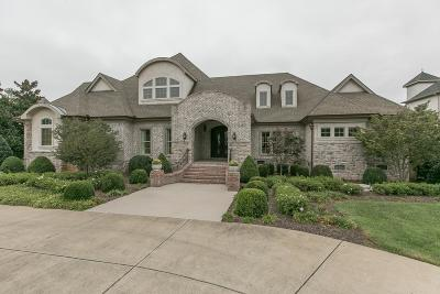 Arrington, Bell Buckle, Christiana, College Grove, Eagleville, Lascassas, Lavergne, Milton, Mount Juliet, Murfreesboro, Nolensville, Readyville, Rockvale, Shelbyville, Smyrna, Unionville Single Family Home Under Contract - Not Showing: 1471 Avellino Cir