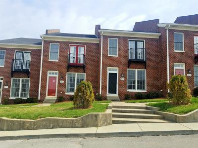 Clarksville Condo/Townhouse For Sale: 495 N 1st St