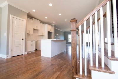 East Nashville Single Family Home Under Contract - Showing: 2219 Burns