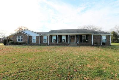 Eagleville Single Family Home For Sale: 1313 N Main St