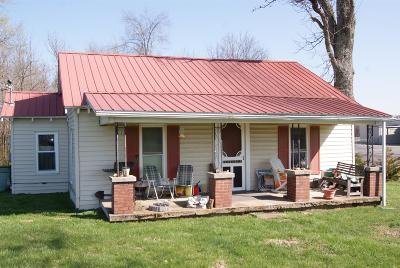 Sumner County Single Family Home For Sale: 4239 Hawkins Dr
