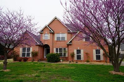 Rutherford County Single Family Home For Sale: 408 Josiah Ct