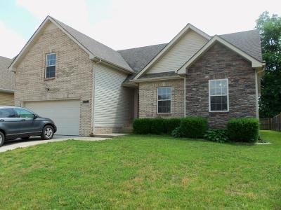 Fields Of Northmeade Single Family Home For Sale: 3475 Melrose Dr