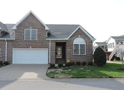 Clarksville Condo/Townhouse Under Contract - Not Showing: 26 Abby Lynn Cir