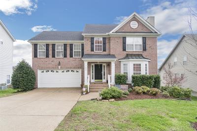 Goodlettsville Single Family Home Under Contract - Showing: 117 Paige Park Ln