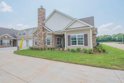Rutherford County Single Family Home Under Contract - Not Showing: 2237 Stonecenter Lane