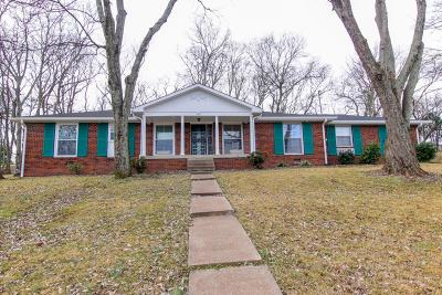 Madison Single Family Home For Sale: 212 Holiday Dr