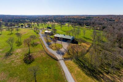 Wilson County Residential Lots & Land For Sale: 1551 Simmons Bluff Rd