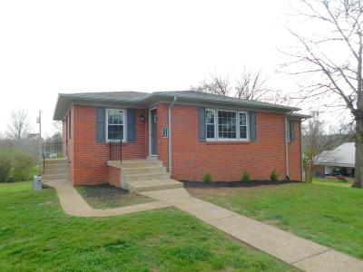 Marshall County Single Family Home Under Contract - Showing: 929 Florence St
