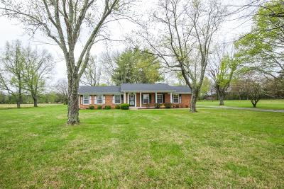 Smyrna Single Family Home Under Contract - Showing: 465 Shirley Rd