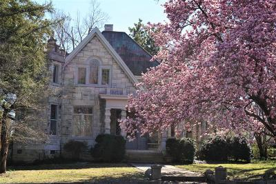 Christian County Single Family Home For Sale: 2000 S Main St