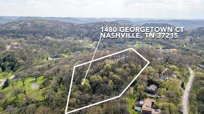 Nashville Residential Lots & Land For Sale: 1480 Georgetown Ct