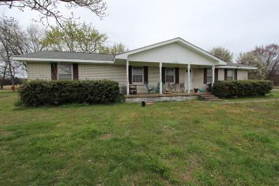 Lebanon Single Family Home For Sale: 3135 Leeville Pike