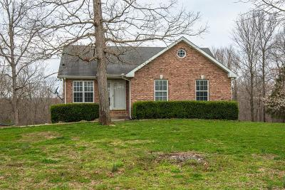 Dickson Single Family Home Under Contract - Showing: 340 Burgess Rd