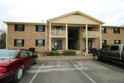 Franklin Condo/Townhouse Active - Showing: 514 N Petway St Unit 302 #302