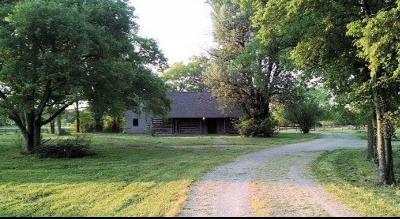 Murfreesboro Single Family Home For Sale: 7113 Woodbury Pike