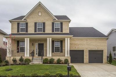 Thompsons Station  Single Family Home Under Contract - Showing: 2137 English Garden Way