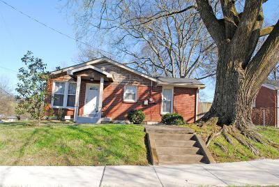 Single Family Home Sold: 701 S 13th St
