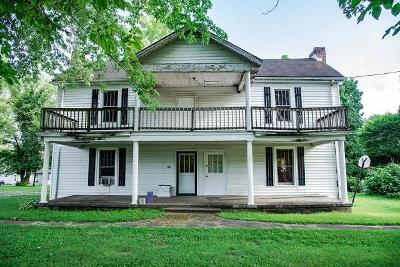 Clarksville Single Family Home Active - Showing: 715 Perkins Ave