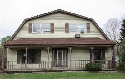 Ashland City Single Family Home For Sale: 1207 Bearwallow Rd