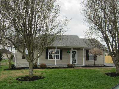 Single Family Home Under Contract - Showing: 1110 Gardendale Dr
