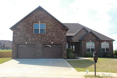 Clarksville Single Family Home For Sale: 37 Reda Estates