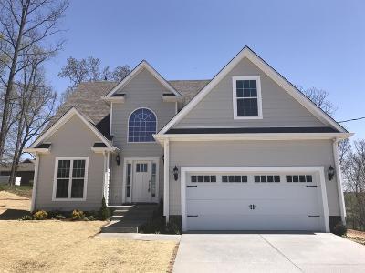 Dickson Single Family Home For Sale: 240 Stephen Street Lot 398