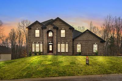 Clarksville Single Family Home Under Contract - Showing: 30 Reda Esates