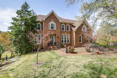 Brentwood Single Family Home For Sale: 1515 Wesley Ct