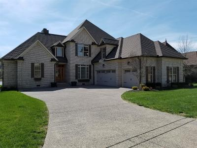 Hendersonville Single Family Home Under Contract - Showing: 1082 Gadwall Cir