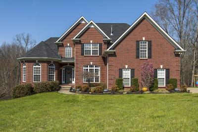 Nolensville Single Family Home Under Contract - Showing: 1239 Ben Hill Blvd
