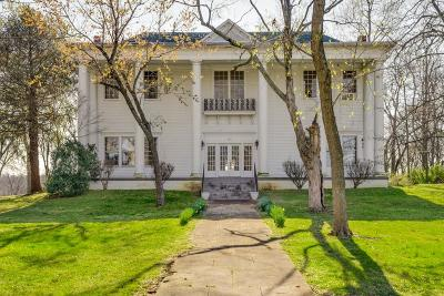 Mount Pleasant Single Family Home Under Contract - Showing: 600 N Main St