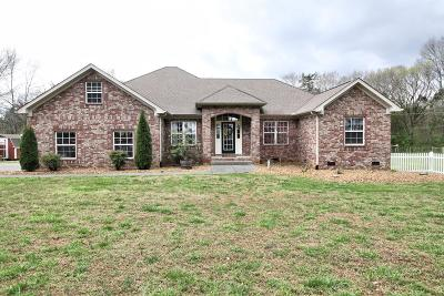 Marshall County Single Family Home Under Contract - Showing: 4610 Lunns Store Rd
