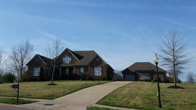 Cheatham County Single Family Home For Sale: 755 Dixie Ln