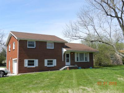 Clarksville Single Family Home Active - Showing: 411 Burch Rd