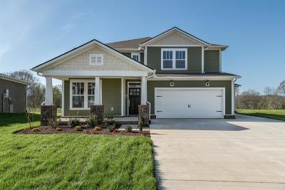 Thompsons Station TN Single Family Home Active - Showing: $484,990