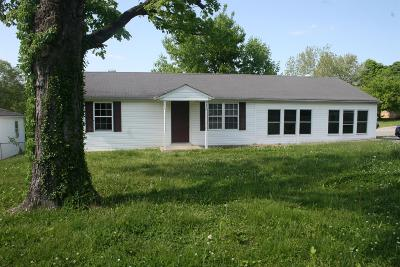 Clarksville Single Family Home Active - Showing: 463 Circle Dr