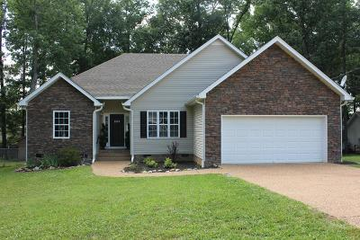 Marshall County Single Family Home Under Contract - Showing: 1504 Walnut Hills Dr