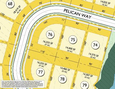 College Grove Residential Lots & Land Under Contract - Not Showing: 6035 Pelican Way (Lot 2076)