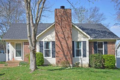 Goodlettsville Single Family Home For Sale: 103 Butterfield Ct